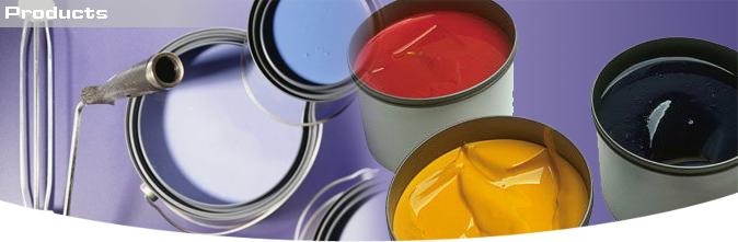 Additives for Paints, Pigments for Paints, Acrylic Emulsion for Paints.